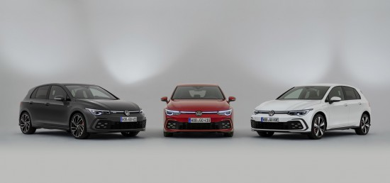 •Три нови версии на Golf, три различни характера •Бензин, хибрид и