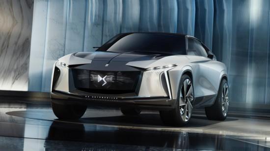 След изцяло новия си луксозен седан , DS Automobiles разпространи информация и
