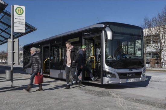 Компанията MAN Truck & Bus представи градски автобус от следващо поколение