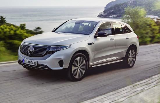 Mercedes-Benz анонсира, че компанията е стартирала производството на изцяло електрическия си модел