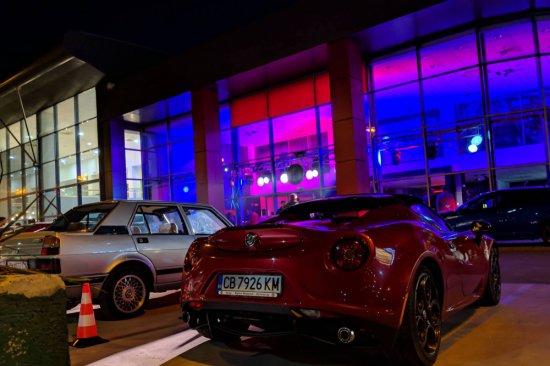 Официалният вносител на Alfa Romeo в България- Ауто Италия, откри изцяло
