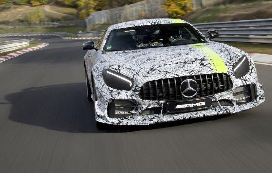 Днес спортното подразделение на Mercedes-Benz - Mercedes-AMG, обяви, че в края