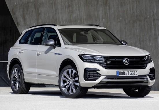 Днес Volkswagen обяви, че производството на SUV модела Touareg, който е