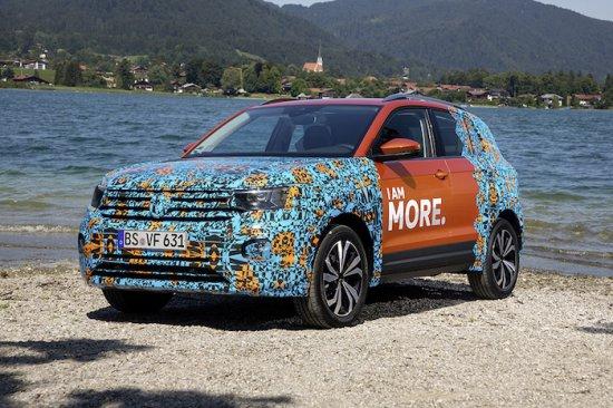 Volkswagen обяви, че марката ще произвежда новото си пазарно предложение- компактния SUV