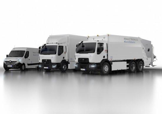 Renault Trucks обяви, че по време на специализираното международно изложение IAA, което
