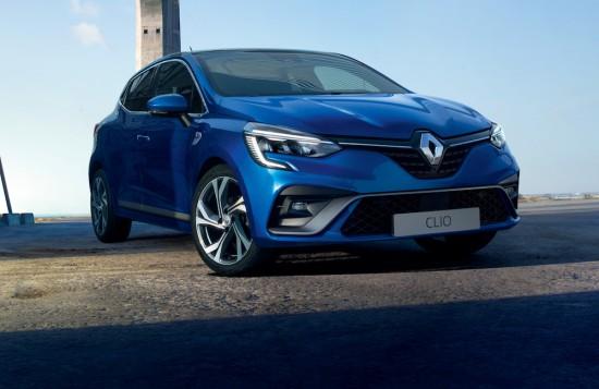 Снимка: Новото RENAULT CLIO тръгва във Франция