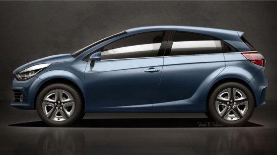 Tata Motors работи по нов интересен хечбек, носещ кодово работно название