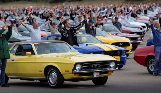 FORD обяви, че благодарение на страстта на собствениците на легендата Mustang