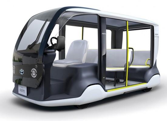 Toyota Motor Corporation разкри първите подробности за специално транспортно решение, което компанията