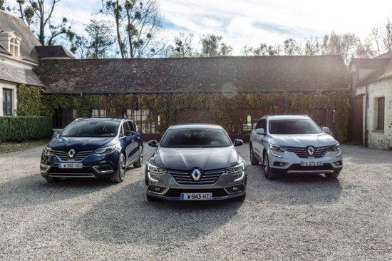 С модификационна гама покриваща всяка пазарна нища в момента, Renault анонсира,
