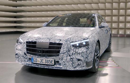 Mercedes-Benz постави началото на кампанията си по представянето на новата версия