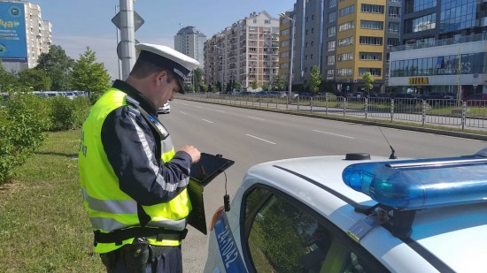 Операцията е на територията на всички страни, членки на ROADPOL В