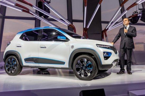 """""""Групата Renault беше пионер при електромобилите и сега е европейски лидер в"""