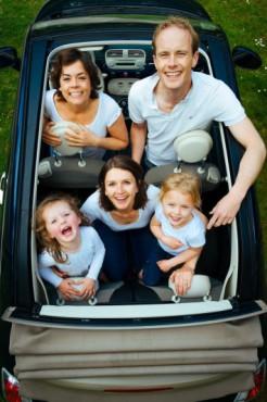 Всеки, който има деца и отива на почивка с кола, знае