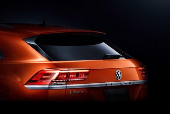 Снимка: Нов кросовър показва Volkswagen в Шанхай