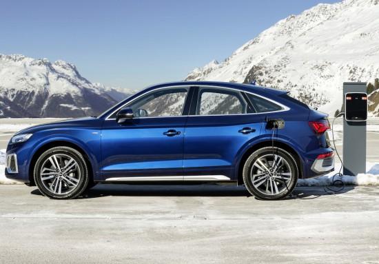 Audi обяви, че зареждаемите хибридни версии на Q5, A6 и A7