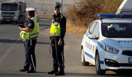"""Инспектор Мария Ботева от отдел """"Пътна полиция"""" в ГДНП съобщи, че"""