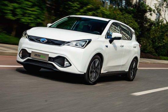 GAC Mitsubishi Motors започва производство на изцяло нов електрически SUV автомобил