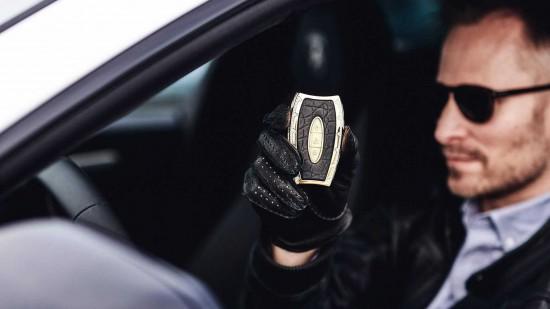 Снимка: Някой да си търси автомобилен ключ за 500 000 евро?