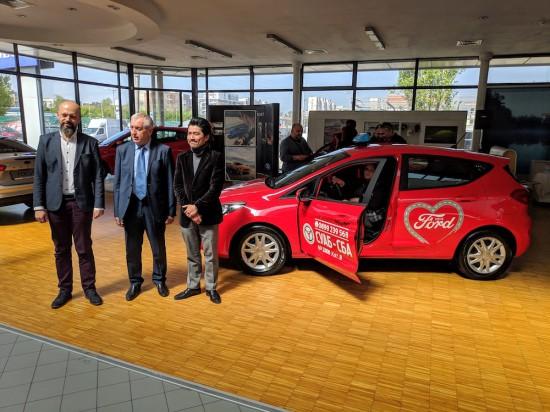 Днес Мото Пфое- официален вносител на марката Ford в България, и