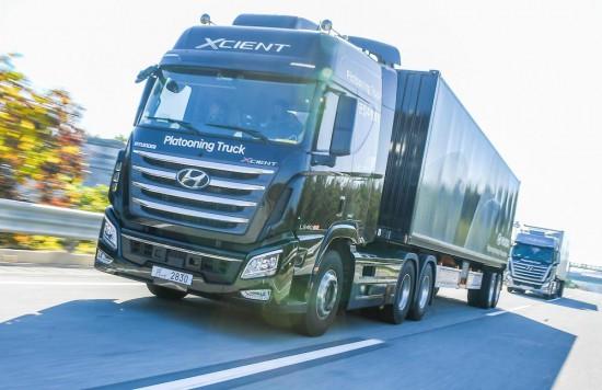 HYUNDAI MOTOR обяви, че компанията е провела успешни тестове на автономно