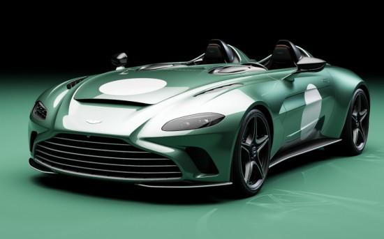 Бляскавата традиция може да вдъхнови днешен дизайн – в новия Aston