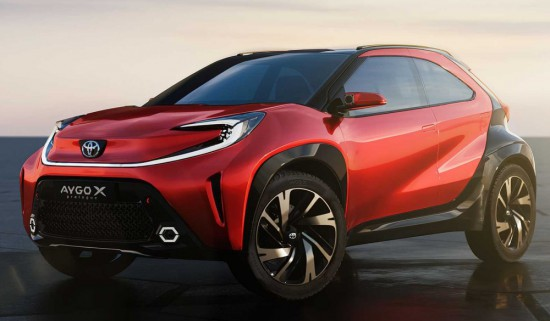 Toyota потвърди наследник на компактния градски автомобил Aygo, който ще е