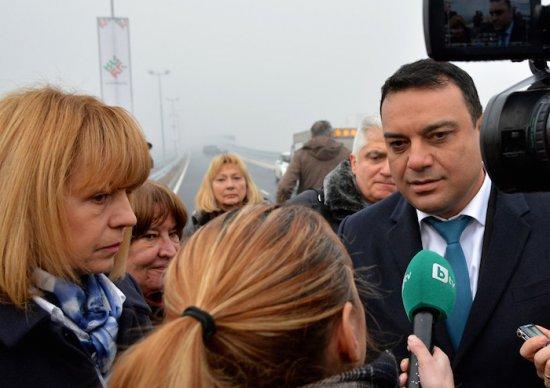 Завършихме скоростната пътна връзка до летище София след повече от 14-годишно забавяне.