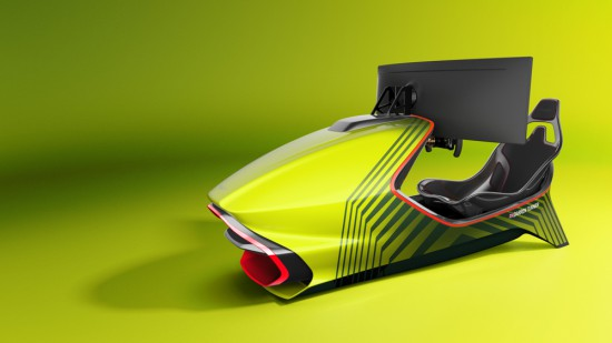 Aston Martin обяви, че в резултат на сътрудничеството си с Curv