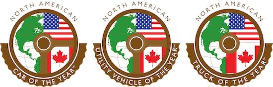 Журито на североамериканския конкурс NACTOY (North American Car, Utility and Truck