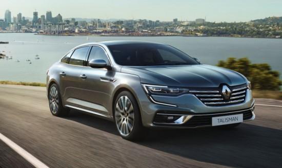 Renault оптимизира леко топ-модела си Talisman като го направи по-сигурен и