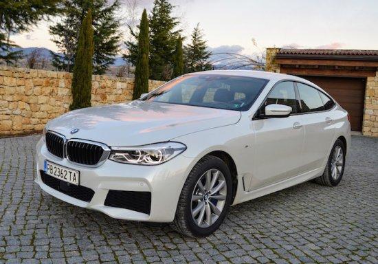 Новото BMW 6 Series Gran Turismo е от онези автомобили, които