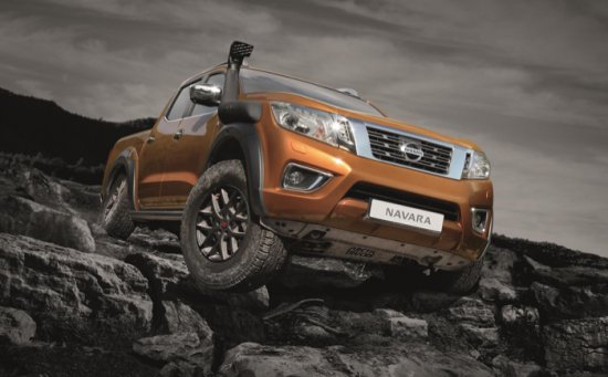 По време на специализираното изложение в Бирмингам, Nissan демонстрира специална версия на