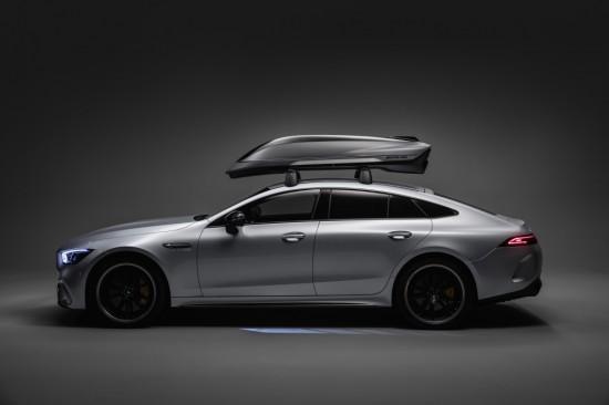 Спортното подразделение на Mercedes-Benz- Mercedes-AMG, анонсира любопитно ново попълнение в портфолиото си,