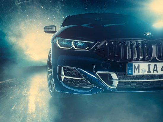 Снимка: От друг свят: BMW Individual M850i xDrive Купе Night Sky