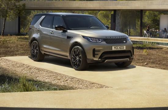 Снимка: Land Rover отбелязва 30 години Discovery със специална версия