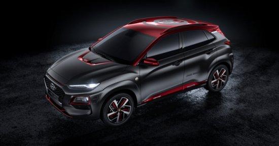 Hyundai Motor разкри подробности за новата специална версия IRON MAN на
