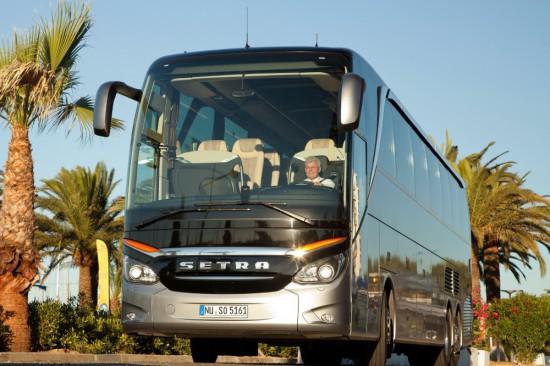 Автобусната превозна индустрия може да се ускори отново. След отмяната на забраната