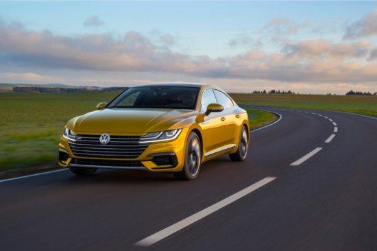 Снимка: R-Line за Volkswagen Arteon