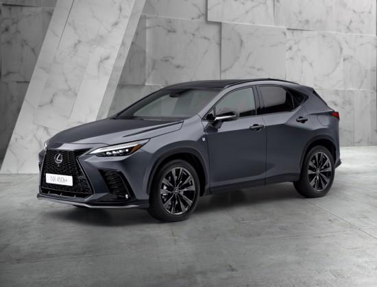 Новият NX отваря нова глава в развитието на марката Lexus, представяйки