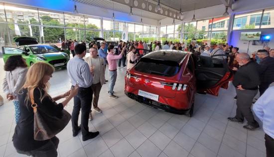 Официалният вносител на Ford в България- Мото-Пфое, представи най-новите топ предложения в