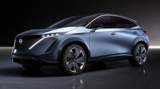 С премиерата на концептуалната разработка Ariya на Автосалон Токио 2019, Nissan ни
