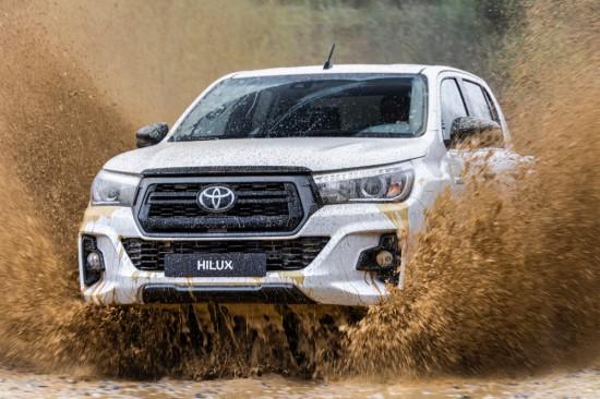 Снимка: Toyota обяви Hilux 2019 Special Edition