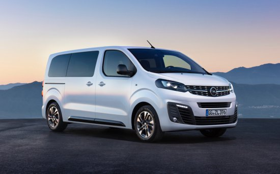 Снимка: Opel показа Zafira Life. Идва в три дължини