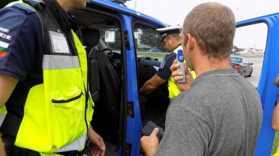 Снимка: Започна операция за недопускане на шофиране след употреба на алкохол и наркотични вещества