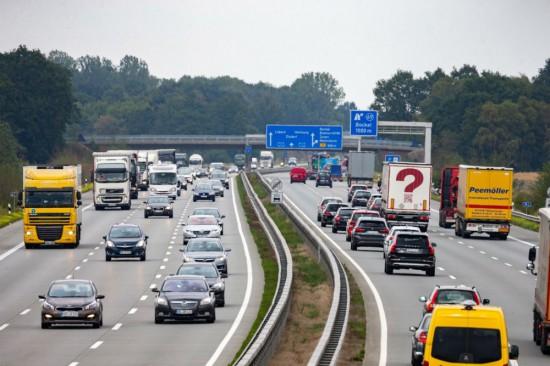 Немските шофьори имат самопреценка за хвалене. Това е резултат от проучване