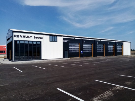 В края на 2019г. Renault България и Dacia България официално откриха