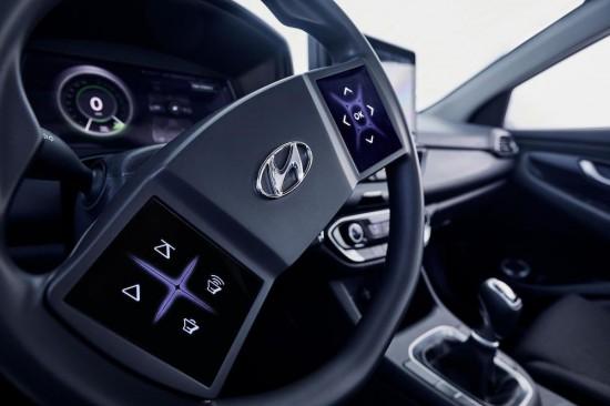Снимка: Hyundai с поглед към виртуалния кокпит на бъдещето