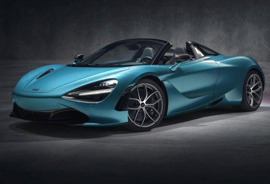 McLaren разкри първите подробности за новото попълнение в портфолиото си, представяйки версията