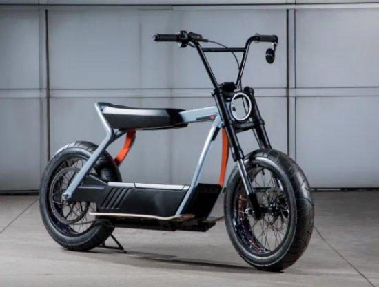 Снимка: Harley-Davidson продължава смело експериментите с тока!